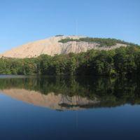 Stone Mountain Park, Лукоут Моунтаин