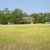 old farm house, Макон