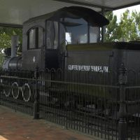 1916 Glover Machine Works Locomotive - Marietta, Georgia, Мариэтта