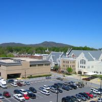 Kennesaw Mountain From Downtown Marietta, Мариэтта