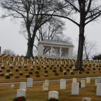 Marietta National Cemetery., Мариэтта
