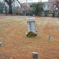 Missouri and Marylands Confederate Graves, Мариэтта