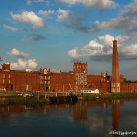 Sibley Mill (old Confederate Powderworks), Огаста