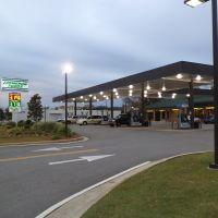 Homerun Foods, Lanier Oil Company, US 82, Albany, Олбани
