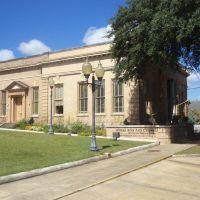 Albany Carnegie Library (SE corner), Олбани