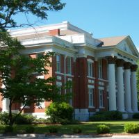 Wheeler County Courthouse, Порт-Вентворт