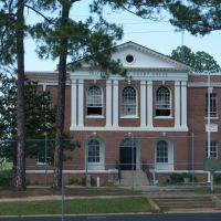 Telfair County Courthouse, Порт-Вентворт