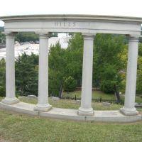 Cemetery on hill, Ром