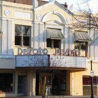 Desoto Theater, Ром