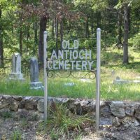 Old Antioch Cemetery, Ром