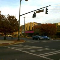 West Second and Broad Streets - Rome, Georgia, Ром