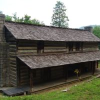 Chief John Ross Cabin, Россвилл