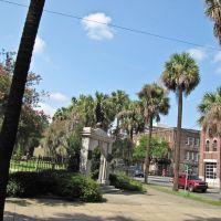 Colonial Park Cemetery (Savannah, GA), Саванна