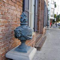 Sidewalk art, Саванна