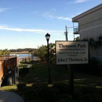 Thomson Park, Тандерболт