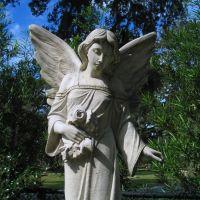 Bonaventure gravesite statue, Тандерболт
