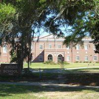 Jerger School, Thomasville, Томасвилл