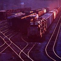 CSX Train Yard - Thomasville, Georgia, Томасвилл