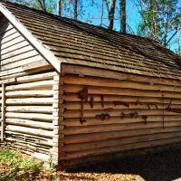 Smoke House - Circa 1890, Томасвилл