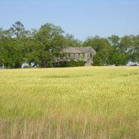 old farm house, Форт Оглеторп