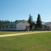 Old Cegar Grove School, Форт Оглеторп