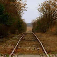 Winters track of solitude, Форт Оглеторп