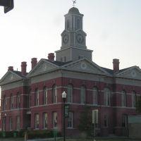 Johnson County Court House, Форт Оглеторп