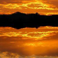 Fake Lake Molten  Glow  of Nightfall (i), Франклин