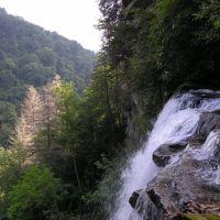 Raven Cliff Falls, Франклин