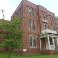 Georgia State Sanitarium, chartered 1837, Хардвик
