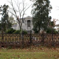 Summer home of Gov. Herschell V. Johnson, Хардвик