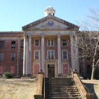 The Old Jones Hospital, Хардвик