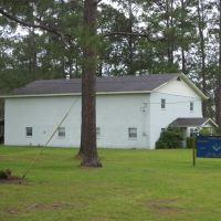 Cassia Lodge, Homerville Masonic Building, Хомервилл