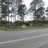 Clayton H Cross Edcenter, Clinch County Educational Complex, Хомервилл
