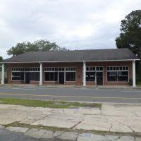Clinch County News, E.J. Building, Homerville, Хомервилл