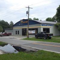 Napa Auto Parts, Homerville, Хомервилл