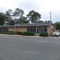 Post Office, Homerville, Хомервилл