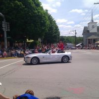 WV Strawberry Festival 2011 Grand Feature Parade, Бакханнон
