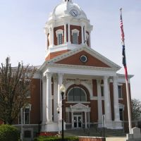 Upshur County Courthouse - Buckhannon, West Virginia, Бакханнон