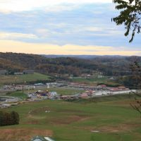 Flatwoods, West Virginia, Барбурсвилл