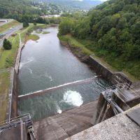 Sutton Dam, WV, Барбурсвилл
