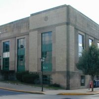 Old Federal Courthouse, Beckley, WV, Бекли
