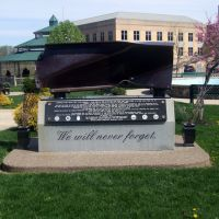 911 Memorial,Beckley,WV, Бекли