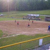 Mid State Little League Field, Scorpions vs. Diamondbacks, May 2007, Вейртон