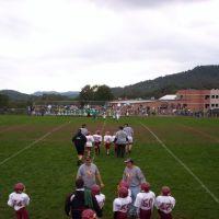 Braxton County High School Field, Redskins C Team Vs. Fayetteville, Fall 2006, Вилинг