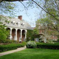 WVUs Elizabeth Moore Hall, Моргантаун