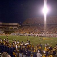 WVU vs. Maryland, Sept 2006, Моргантаун