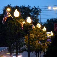 Lights, Паркерсбург