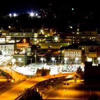 Parkersburg At Night 9, Паркерсбург