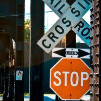Railroad Crossing 1, Паркерсбург